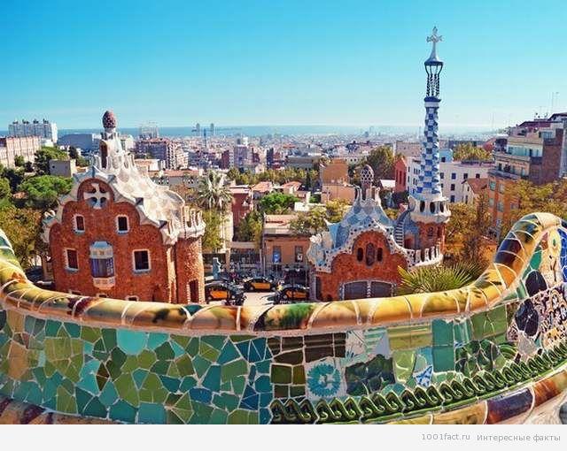 страны_Барселона_парк