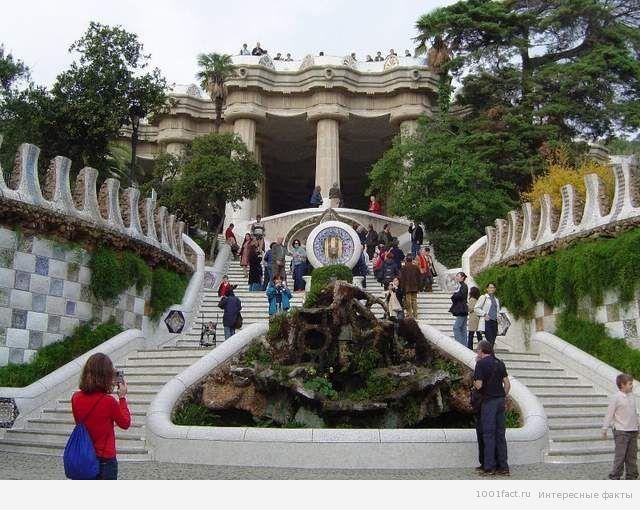 Барселона_парк
