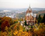 факты о замке Драхенбург