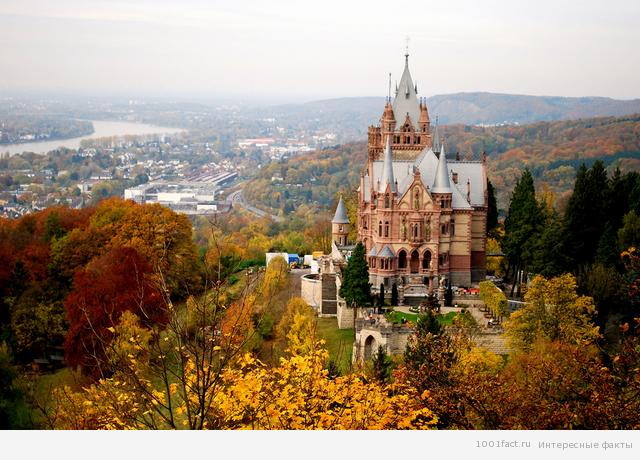 о замке Драхенбург