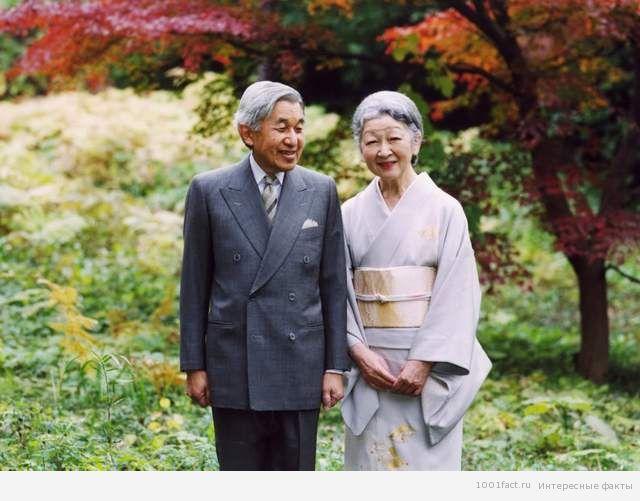 семья императора