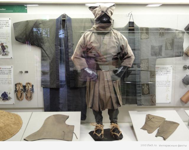 музей ниндзя