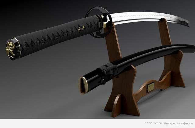 катана_символ самурая