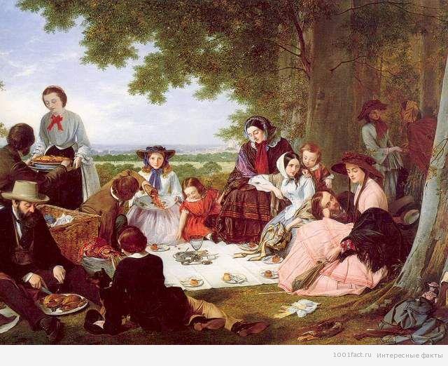 первые пикники_Англия