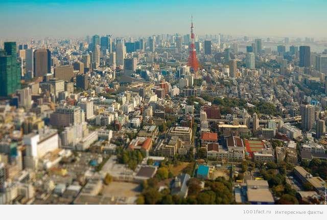 о Токио_вид на город