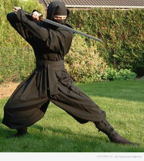 оружие ниндзя