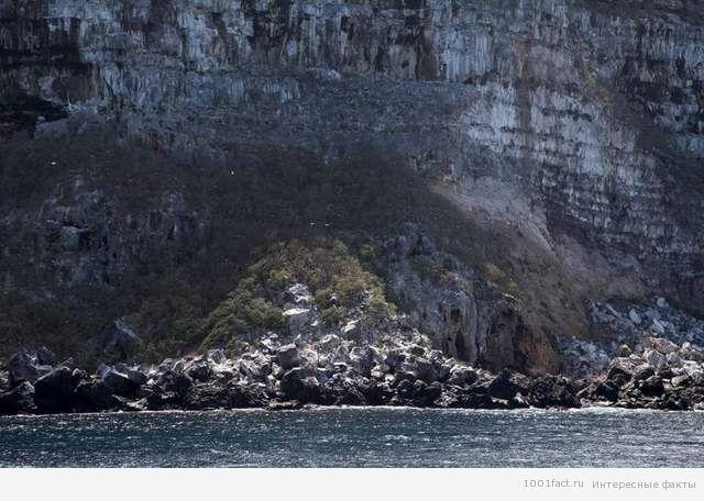 закрытый остров