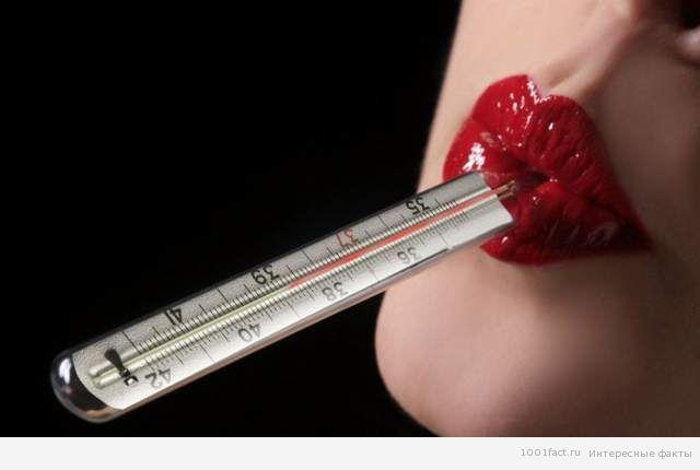 точное измерение температуры