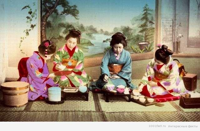 Япония_чайная церемония