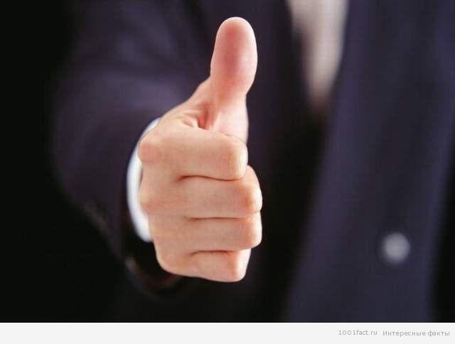 правило большого пальца