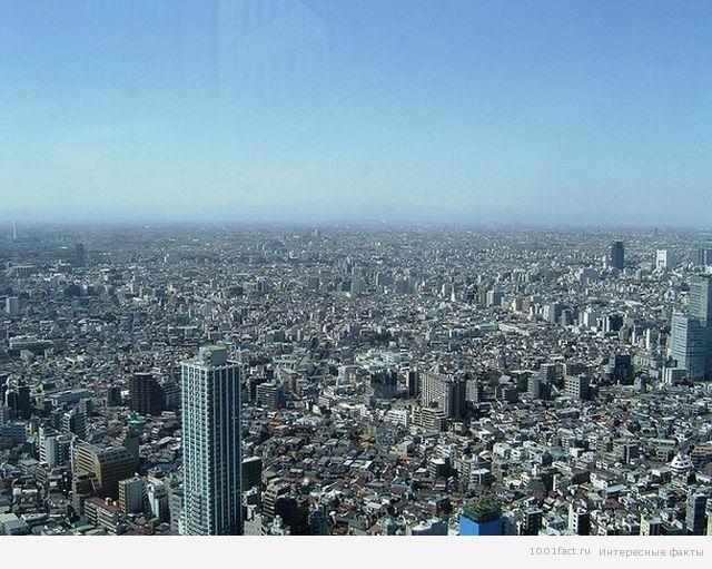 неприметный Токио