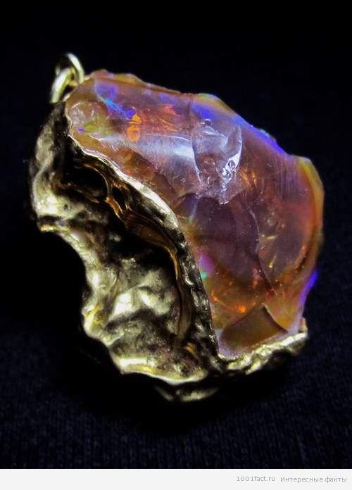 о камне эфиопский опал