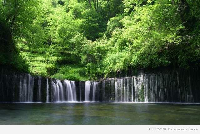 чудные места в Японии