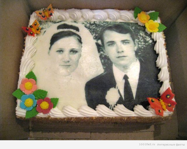 фотографии на торте