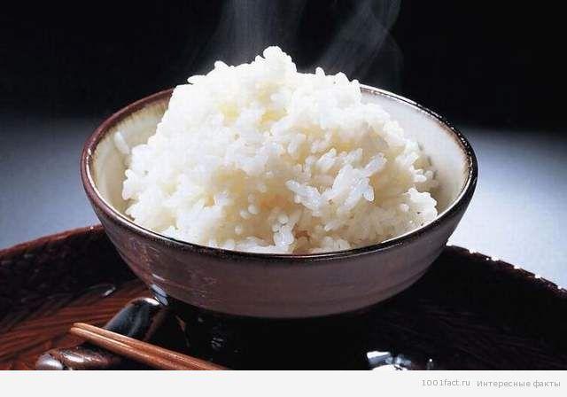 отношение к рису