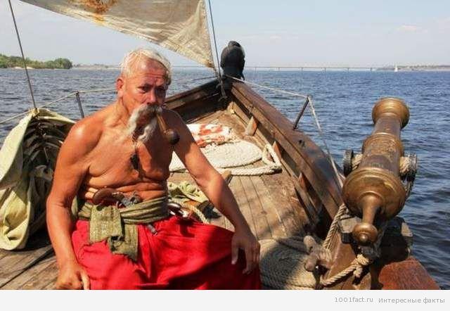 корабль_казацкая чайка