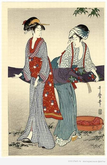 о кимоно