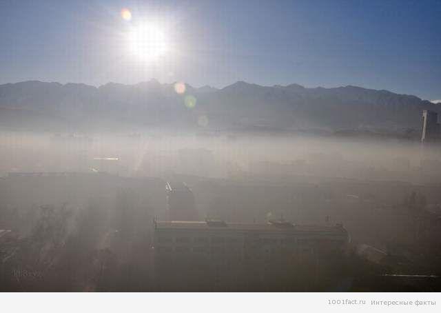 опасный смог