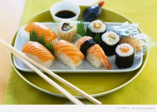 особенность японского риса