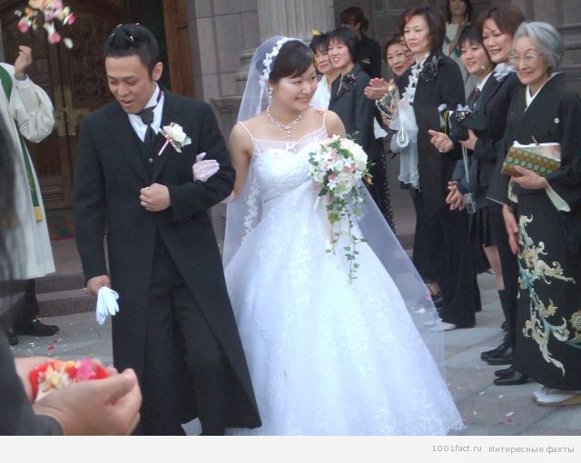 свадьба_Япония