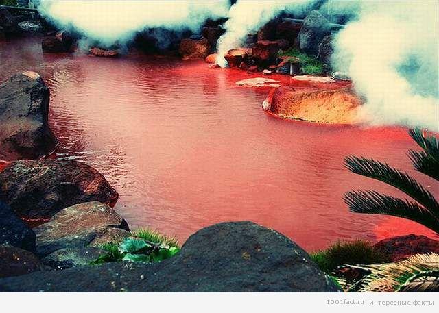 Кровавый пруд