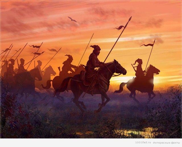 казацкое войско