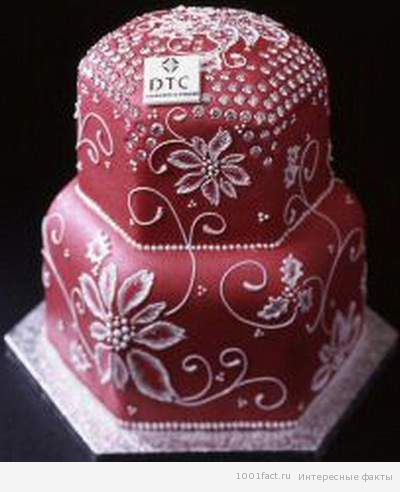дорогой торт