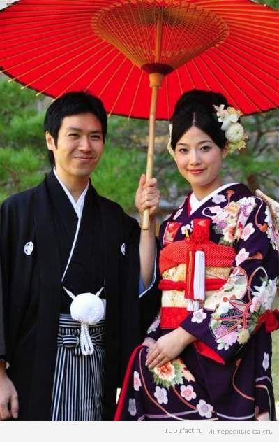 японские факты_свадьба