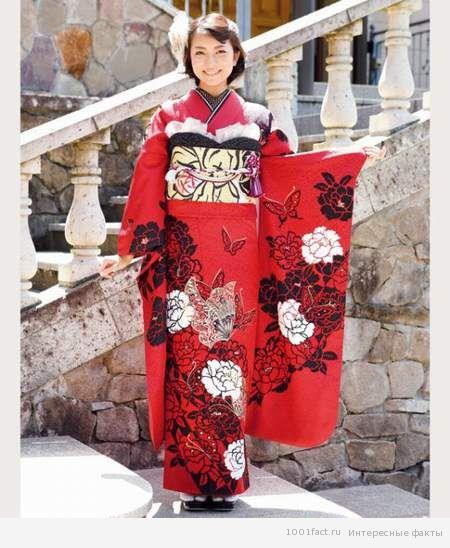 узоры на кимоно
