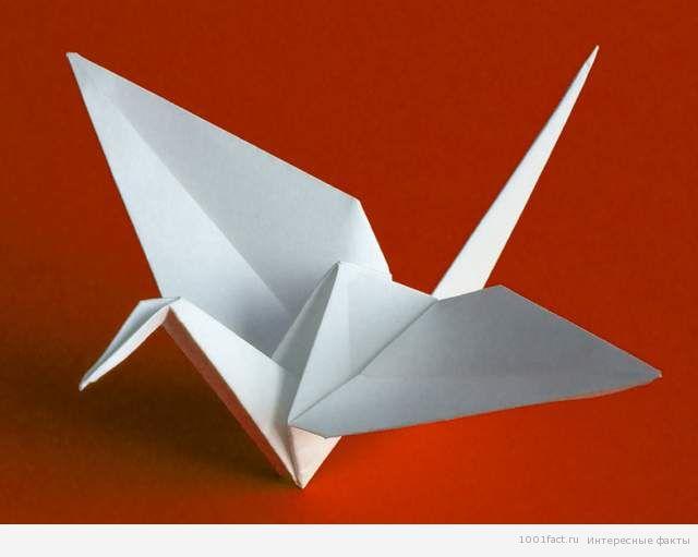 журавлик_оригами