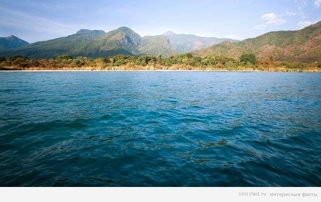 про озеро Танганьика