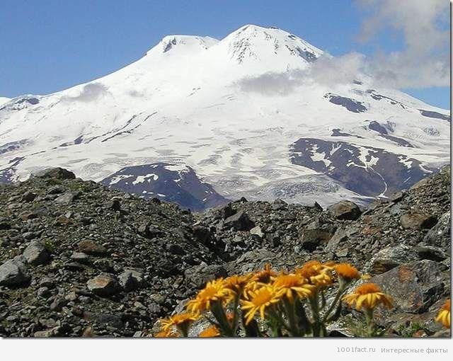 гора Эльбрус