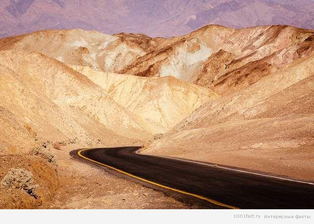 Калифорния_Долина смерти