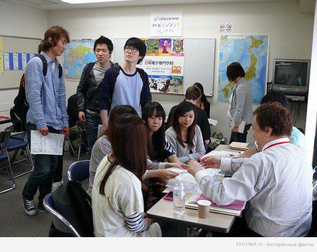 особенности воспитания в Японии