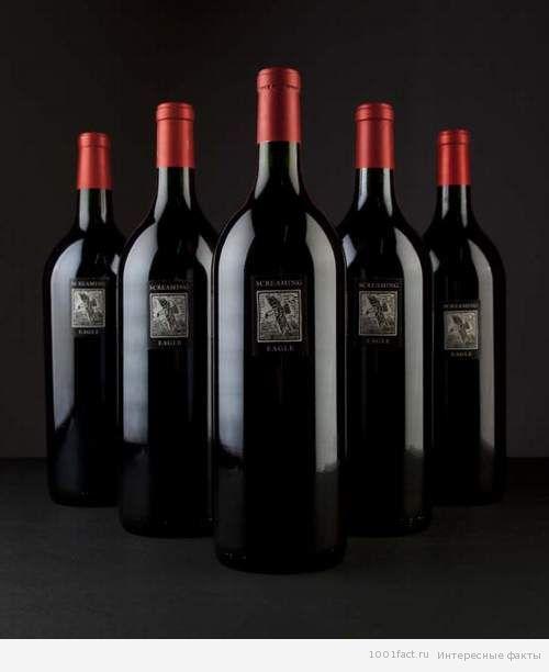 дорогие вина