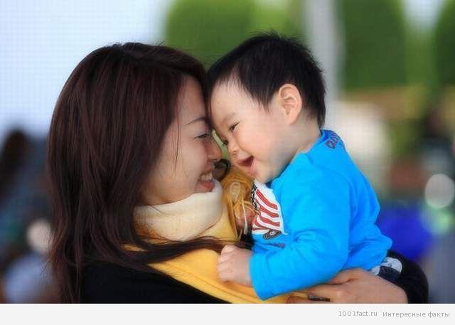 о воспитании ребенка в Японии
