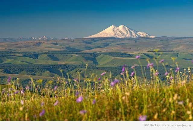 Эльбрус_красивая гора
