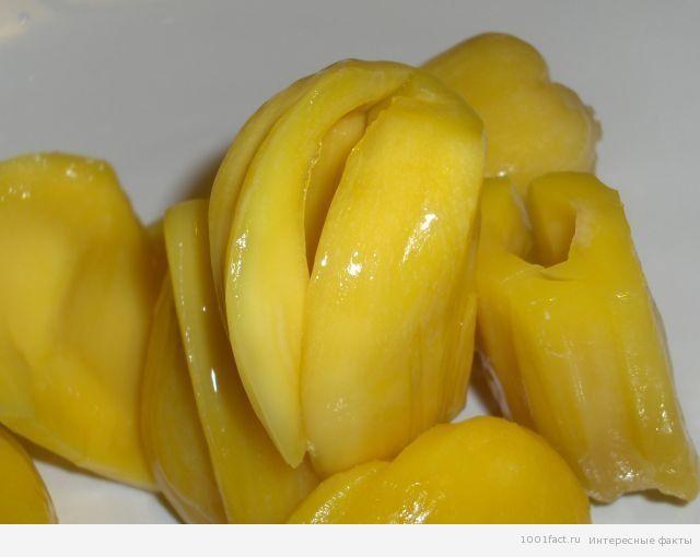 польза джекфрута