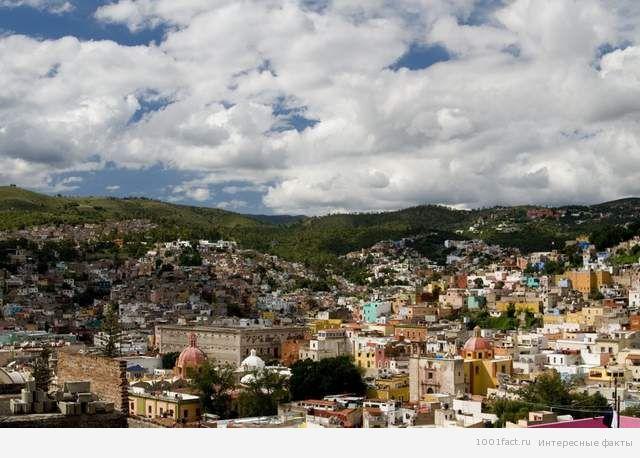 вид на Мексику