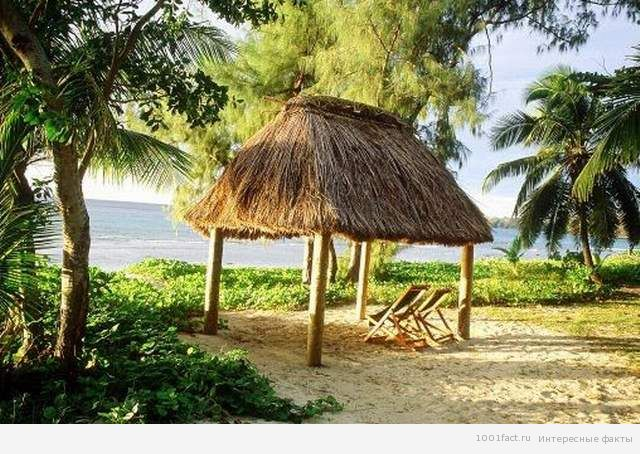 особенность климата Фиджи