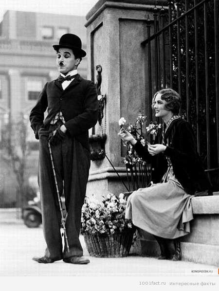 символ немого кино_Ч.Чаплин