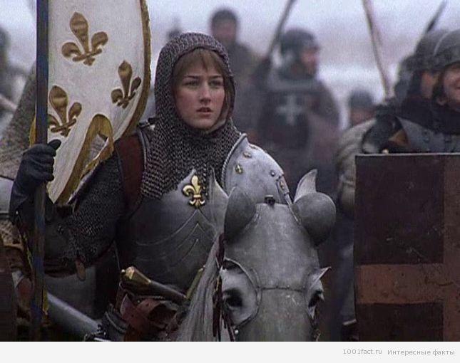 кадр из фильма Жанна д'Арк