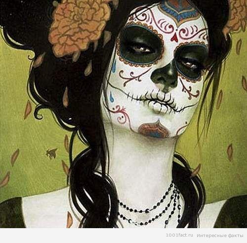 Мексика_День мертвых