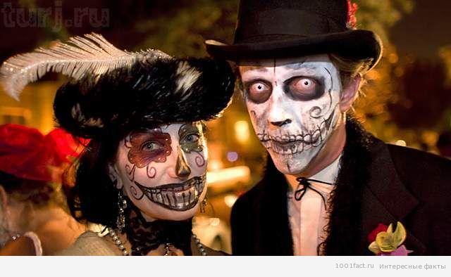 праздник в Мексике