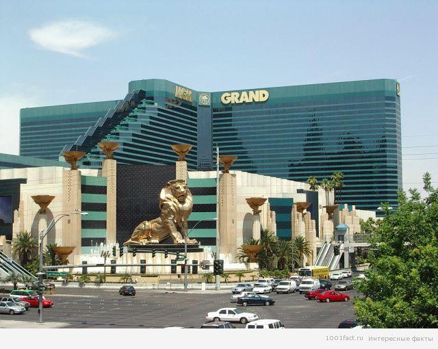 гостиницы и отели Лас-Вегаса