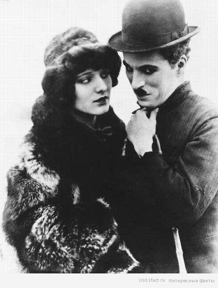 супруга Чарли Чаплина