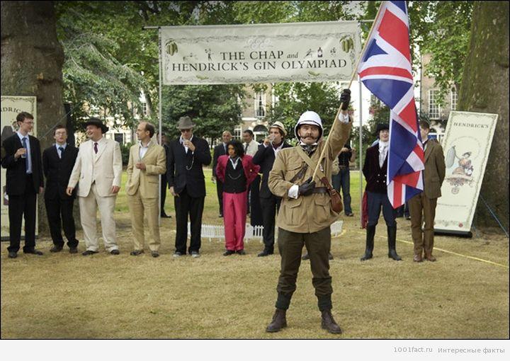 Олимпиада среди джентельменов_Лондон