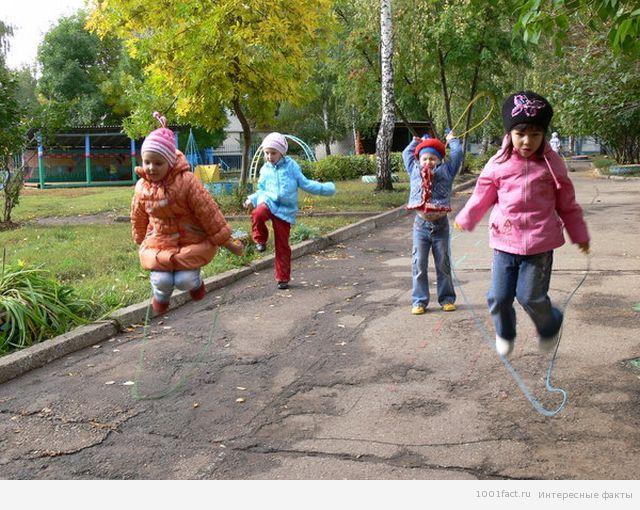 скакалка_увлечение детства