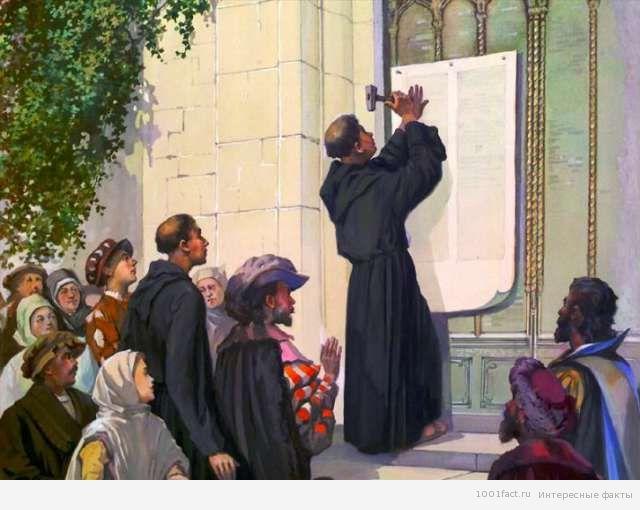 Реформация во Франции