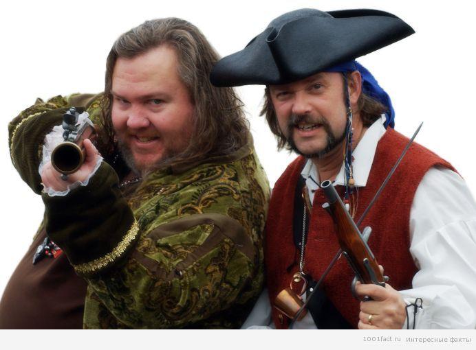 пиратский день